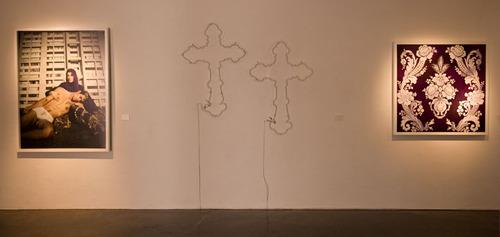 Crux: Valerio Gámez en la Galería Libertad